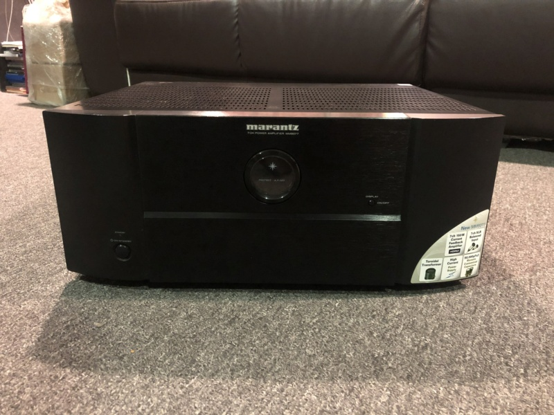Marantz MM8077 7CH Power Amplifier(Sold) Img_3713