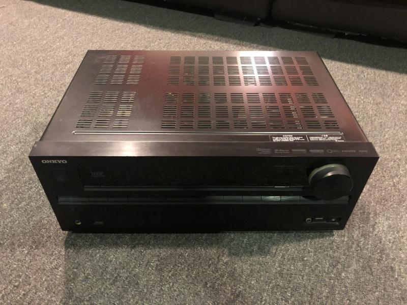 Onkyo NR609 7.2ch AV Receiver (Used) Img_3716