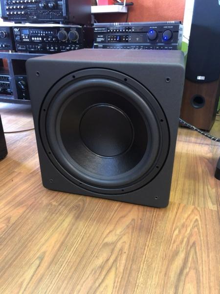 Power Sound Audio Subwoofer (Used)  Img_3813