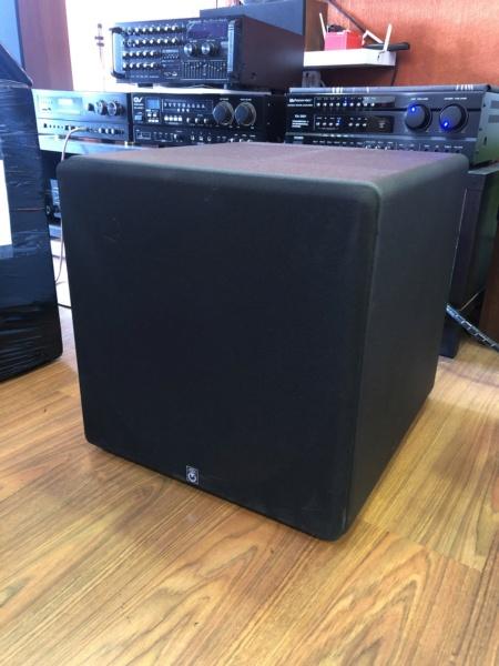 Power Sound Audio Subwoofer (Used)  Img_3814