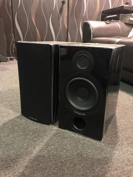Cambridge Audio Aeromax 2 Bookshelf Speaker (Used) Img_3817