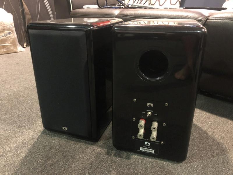 XTZ Bookshelf Speaker (Used) Img_4213