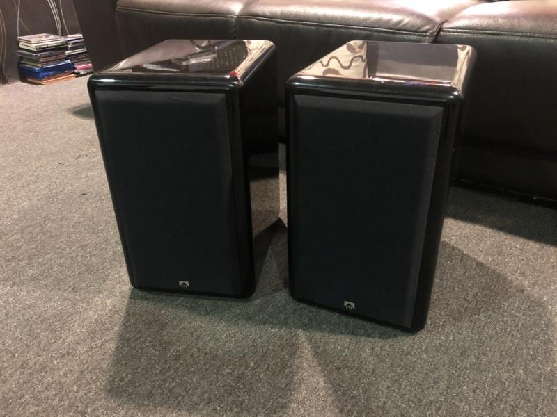 XTZ Bookshelf Speaker (Used) Img_4215