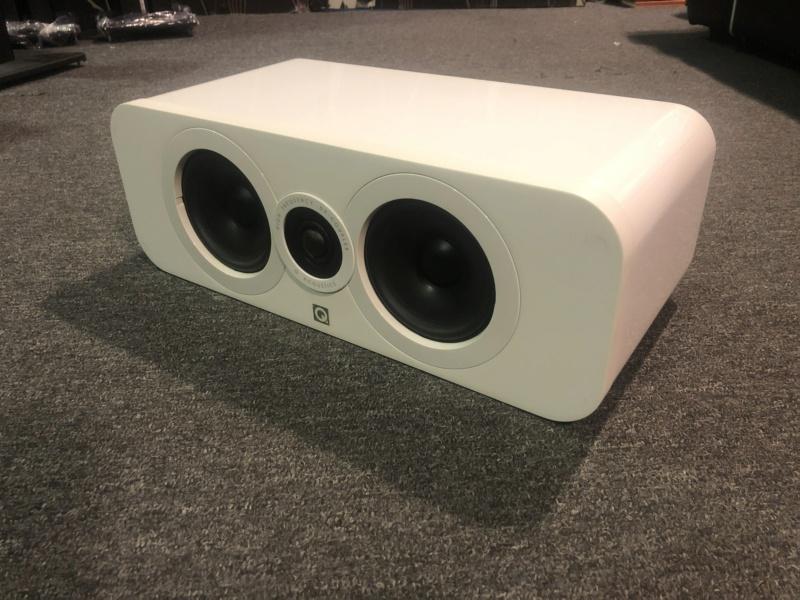 q acoustics Centre speaker (Used) Img_4612