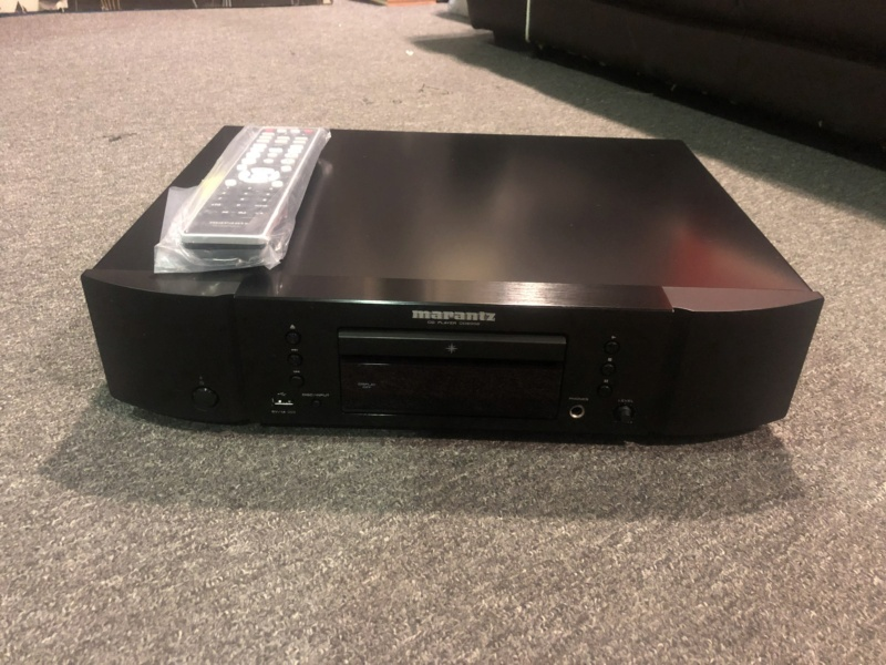 Marantz CD 6006 Cd Player (Used)  Img_4619