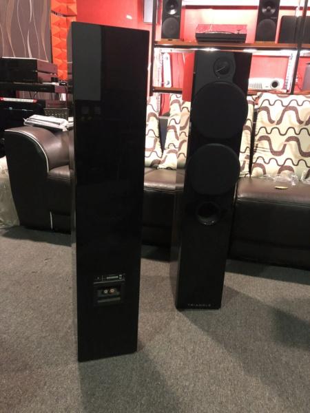 Triangle Floorstanding Speaker (Sold) Img_5117