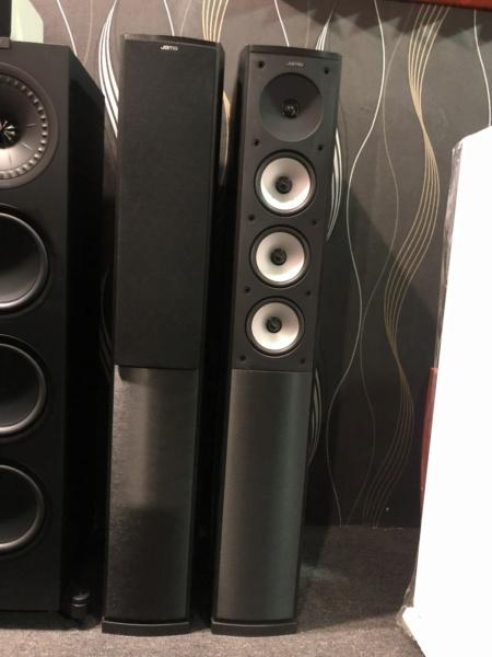 Jamo S628 Floorstand Speaker (Sold) Img_5122