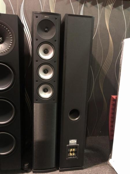 Jamo S628 Floorstand Speaker (Sold) Img_5123