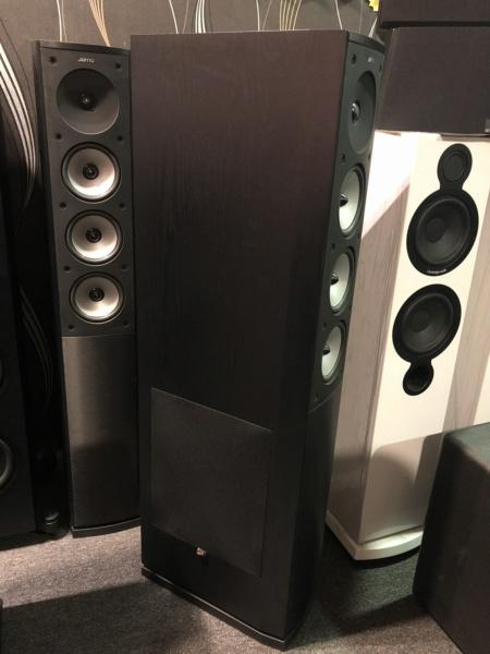 Jamo S628 Floorstand Speaker (Sold) Img_5124