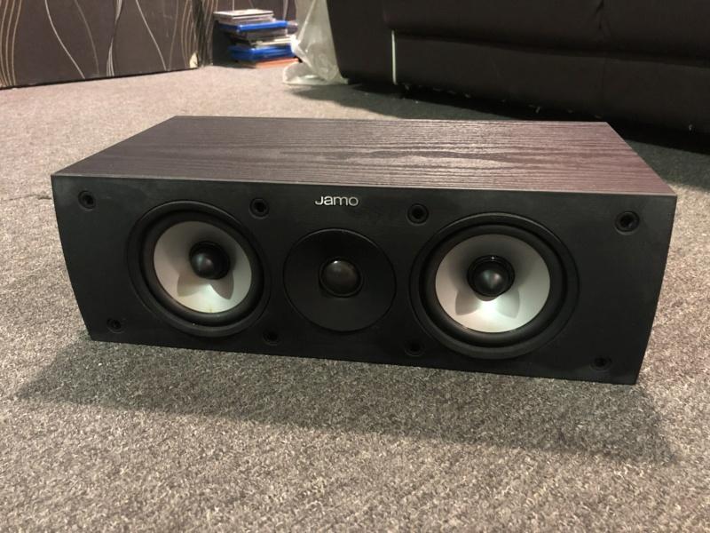 Jamo S 52 Center Speaker (Sold) Img_5126