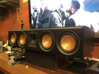 Klipsch RP504C Center Speaker (Sold) Img_5613