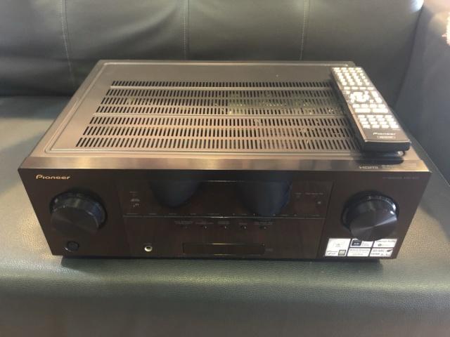 Pioneer VSX 822 AV Receiver (SOLD) Img_5918