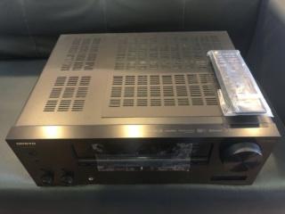 Onkyo TX-NR676 Atmos DTS X AV Receiver (USED) Img_5919