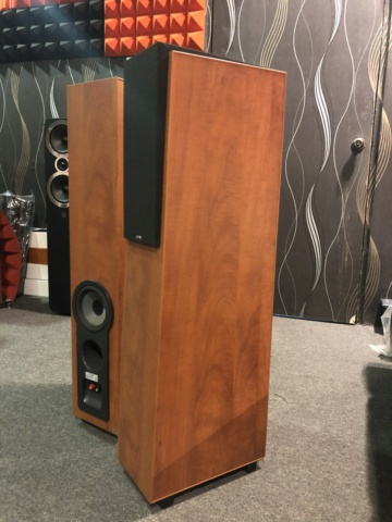 Jamo E750 Florstanding Speaker (Used) Img_5935