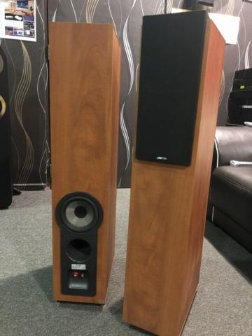 Jamo E750 Florstanding Speaker (Used) Img_5936