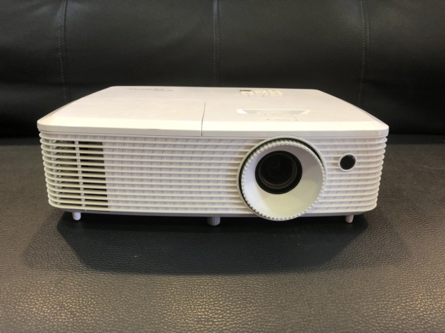 Optoma HD 27E Projector (Sold) Img_6014