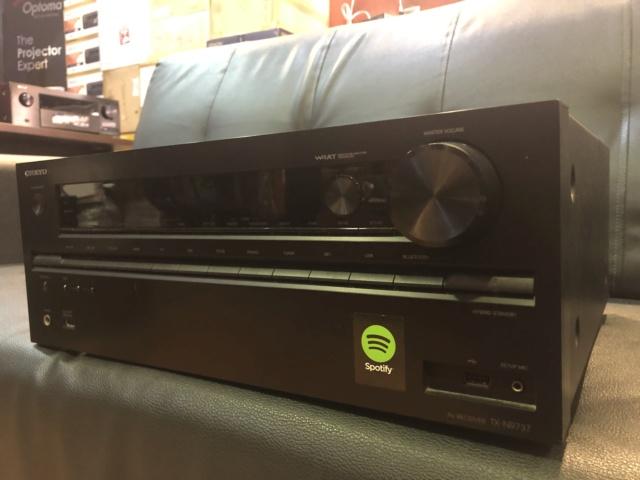 Onkyo TX-NR737 AV Receiver(Sold) Img_6313