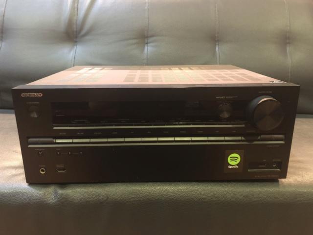 Onkyo TX-NR737 AV Receiver(Sold) Img_6315