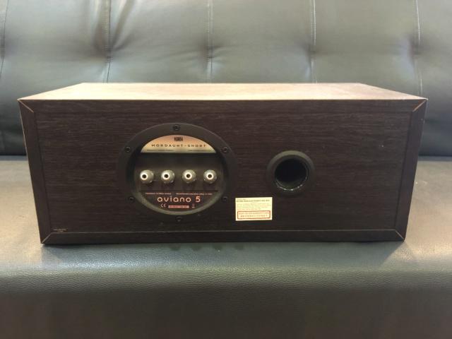 Mordaunt Short Center Speaker (Used) Img_6713