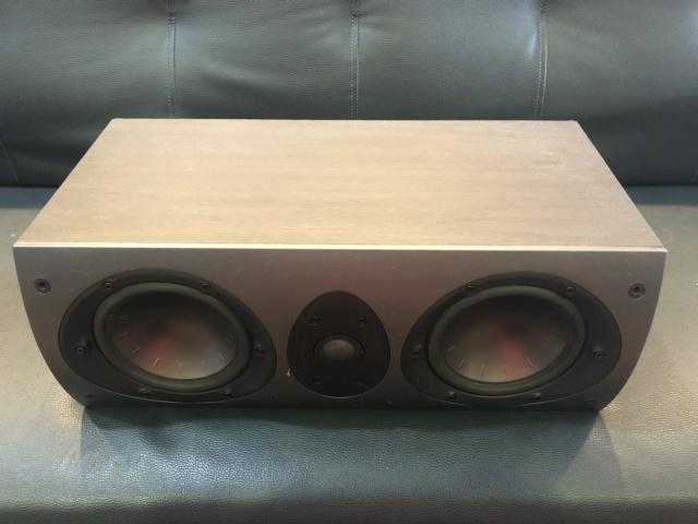 Mordaunt Short Center Speaker (Used) Img_6714