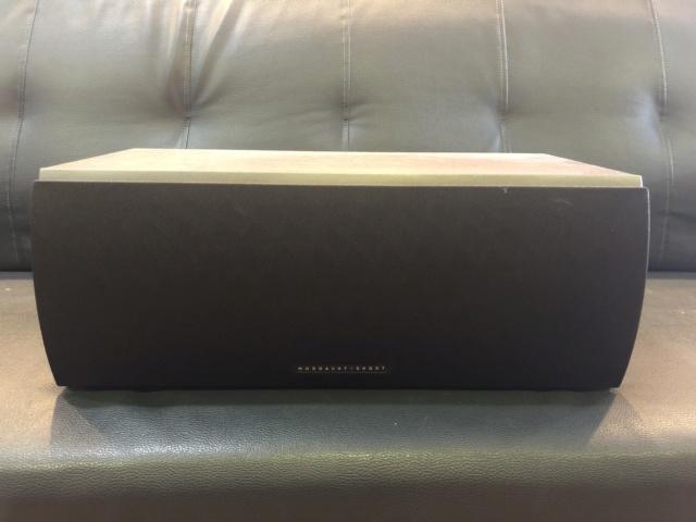 Mordaunt Short Center Speaker (Used) Img_6715