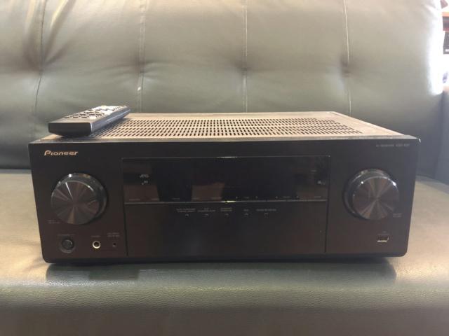 Pioneer VSX 531 Bluetooth Av Receiver (Sold) Img_6716