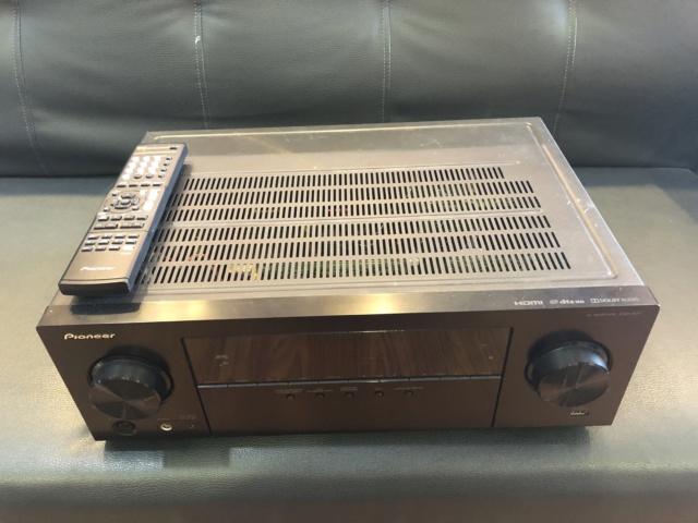 Pioneer VSX 531 Bluetooth Av Receiver (Sold) Img_6718