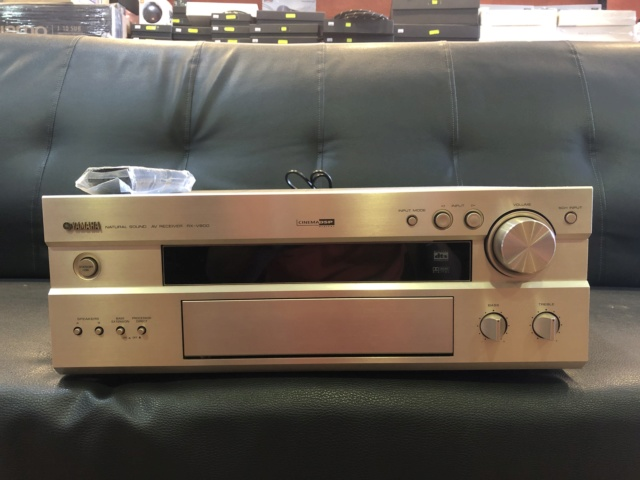 Yamaha AV Receiver (Sold) Img_6722