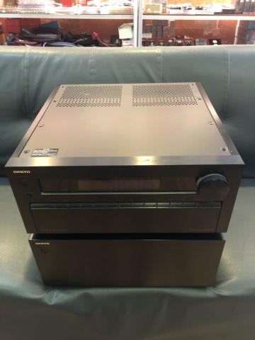 Onkyo Pre & Power 9 CH AV Receiver (Used) Img_7314