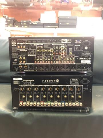 Onkyo Pre & Power 9 CH AV Receiver (Used) Img_7315