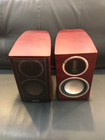Monitor Audio Bookshelf Speaker (Sold) Img_7320