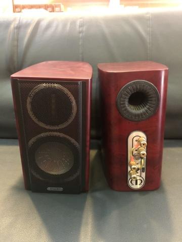 Monitor Audio Bookshelf Speaker (Sold) Img_7321