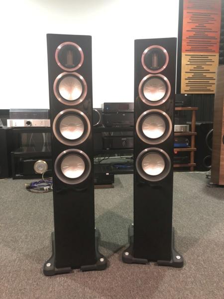 Monitor Audio Gold Series Floorstanding Speaker (Used) Img_7412