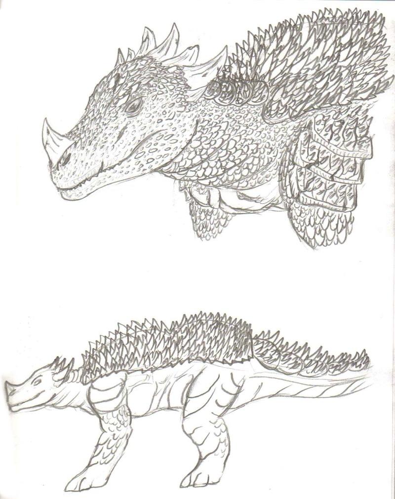 AdventDestiny's Kaiju Fan-Art Gallery Anguir11