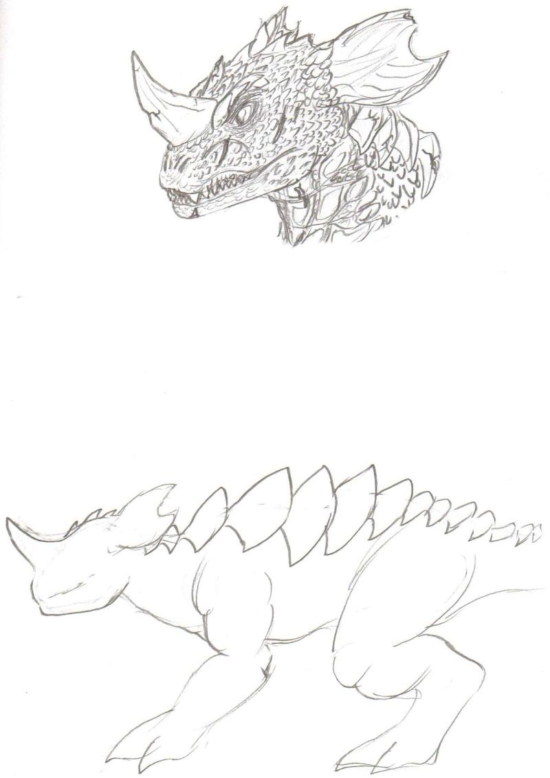 AdventDestiny's Kaiju Fan-Art Gallery Barago10