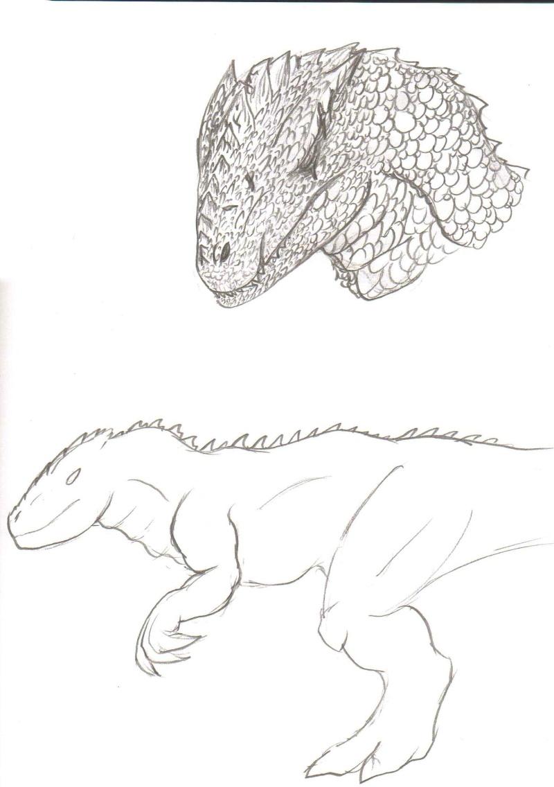 AdventDestiny's Kaiju Fan-Art Gallery Gorosa10