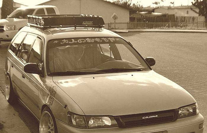 1996 Corolla Wagon Stance Hellaflush ae101 Dsc_0210