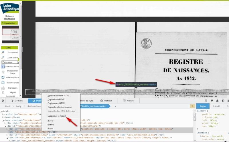 AD85 Message sur la visualisation Captur12