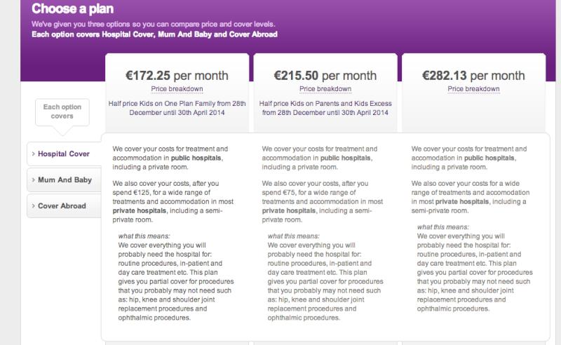 Assicurazione sanitaria e altre info in vista trasferimento a Dublino Step_310