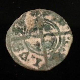 Obole Tournois 20/11/1467 Louis_27
