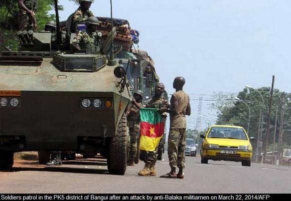 Forces Armées Camerounaises - Page 2 10169210