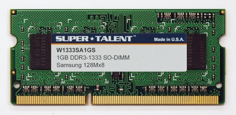 memoires Ram DDR DDR1 DDR2 DDR3 pc portable et standard Ddr3_s12