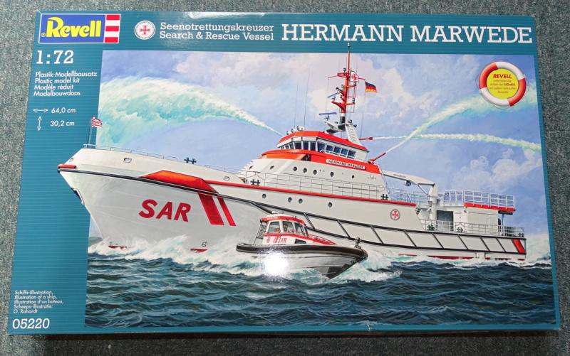 Hermann Marwede 1:72 von Revell Dsc00423