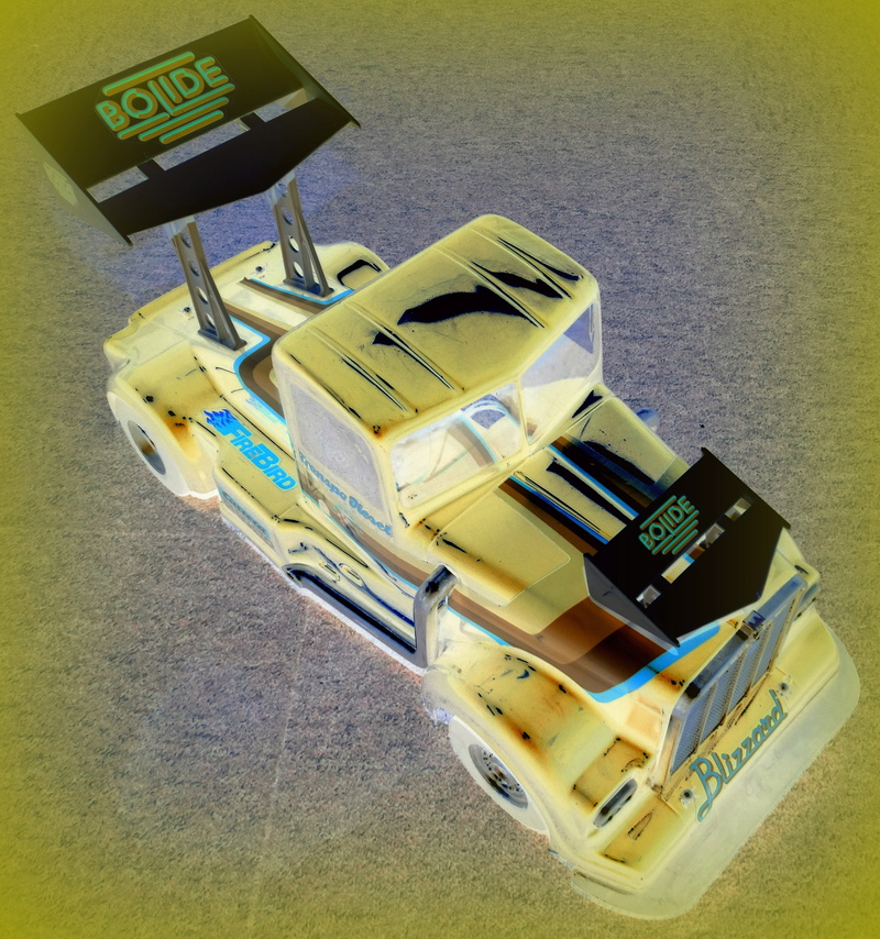 Carrera Structo Transpo Diesel RC Fertigbausatz Dsc00514