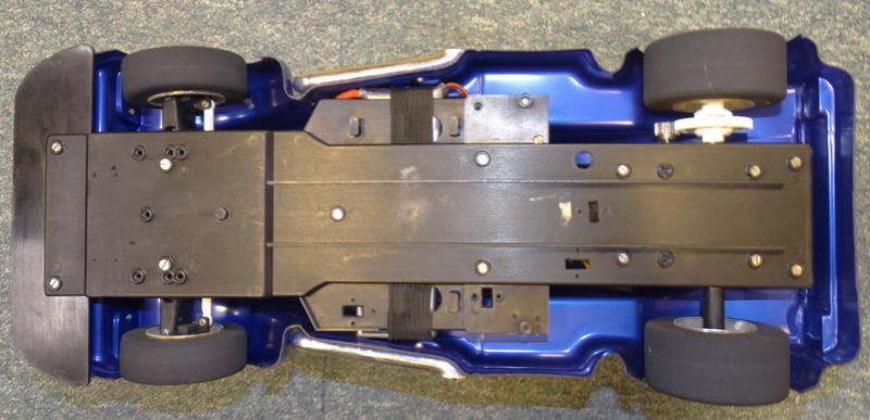 Carrera Structo Transpo Diesel RC Fertigbausatz Dsc00520