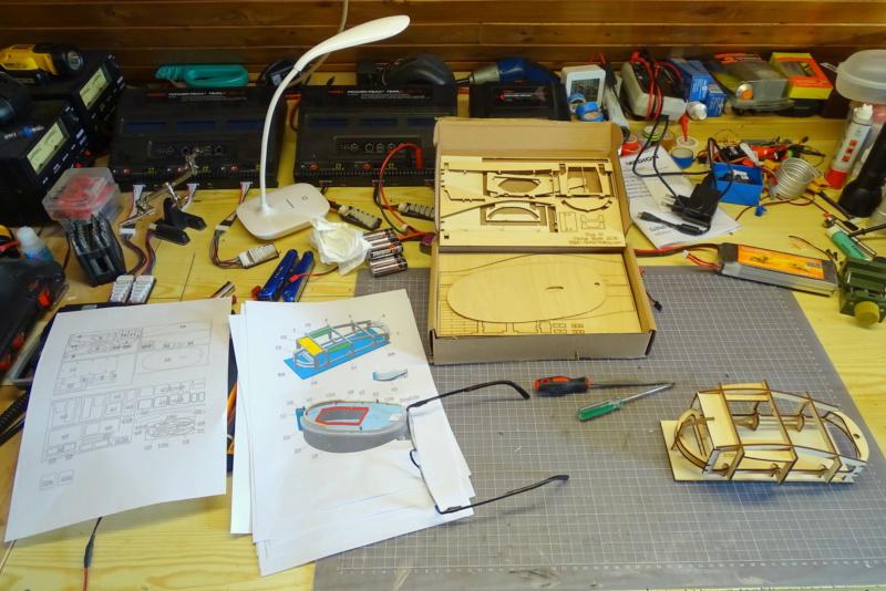 Mini TUG Q1 - Vorstellung und Baubericht Dsc00818