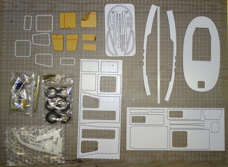 Mini TUG Q1 - Vorstellung und Baubericht Dsc00911