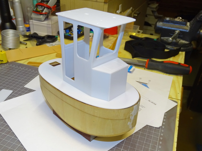Mini TUG Q1 - Vorstellung und Baubericht - Seite 3 Dsc01111