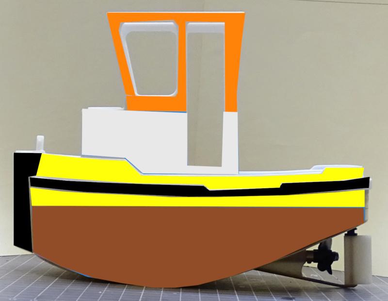 Mini TUG Q1 - Vorstellung und Baubericht - Seite 6 Dsc03016