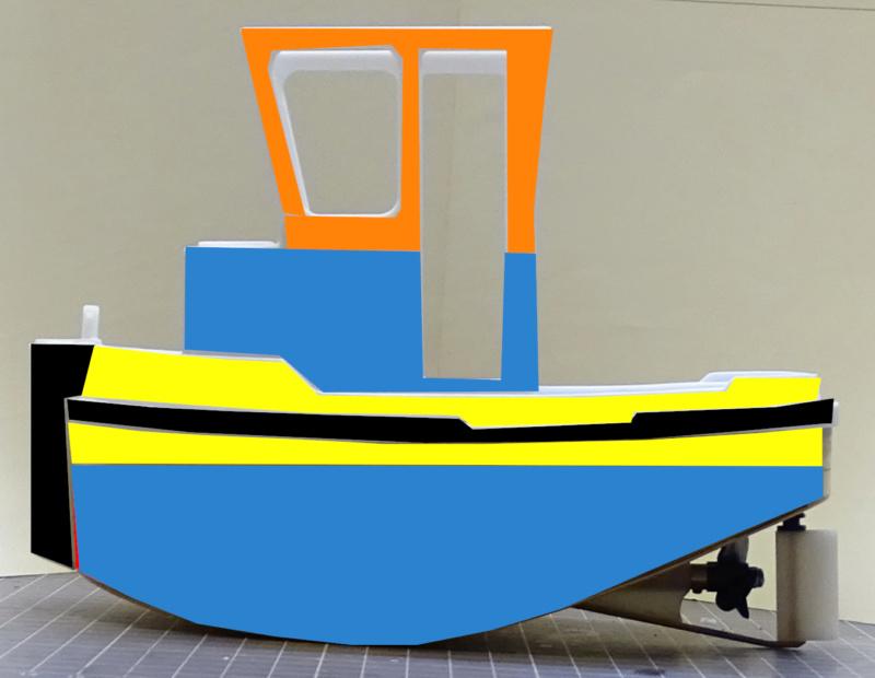 Mini TUG Q1 - Vorstellung und Baubericht - Seite 6 Dsc03017